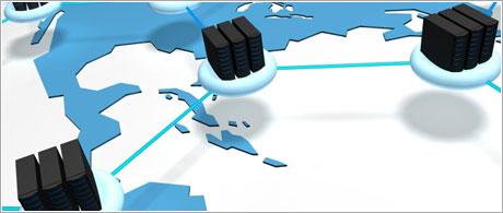 A cloud web hosting platform